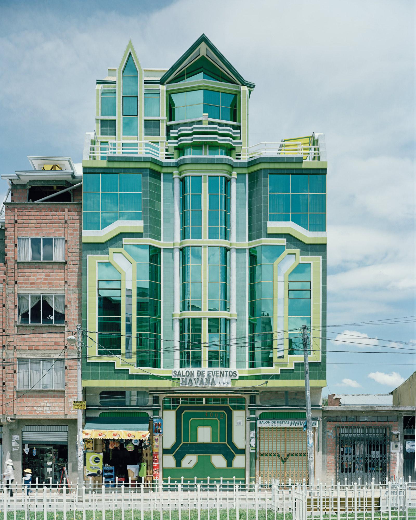 Salon de Eventos Havana