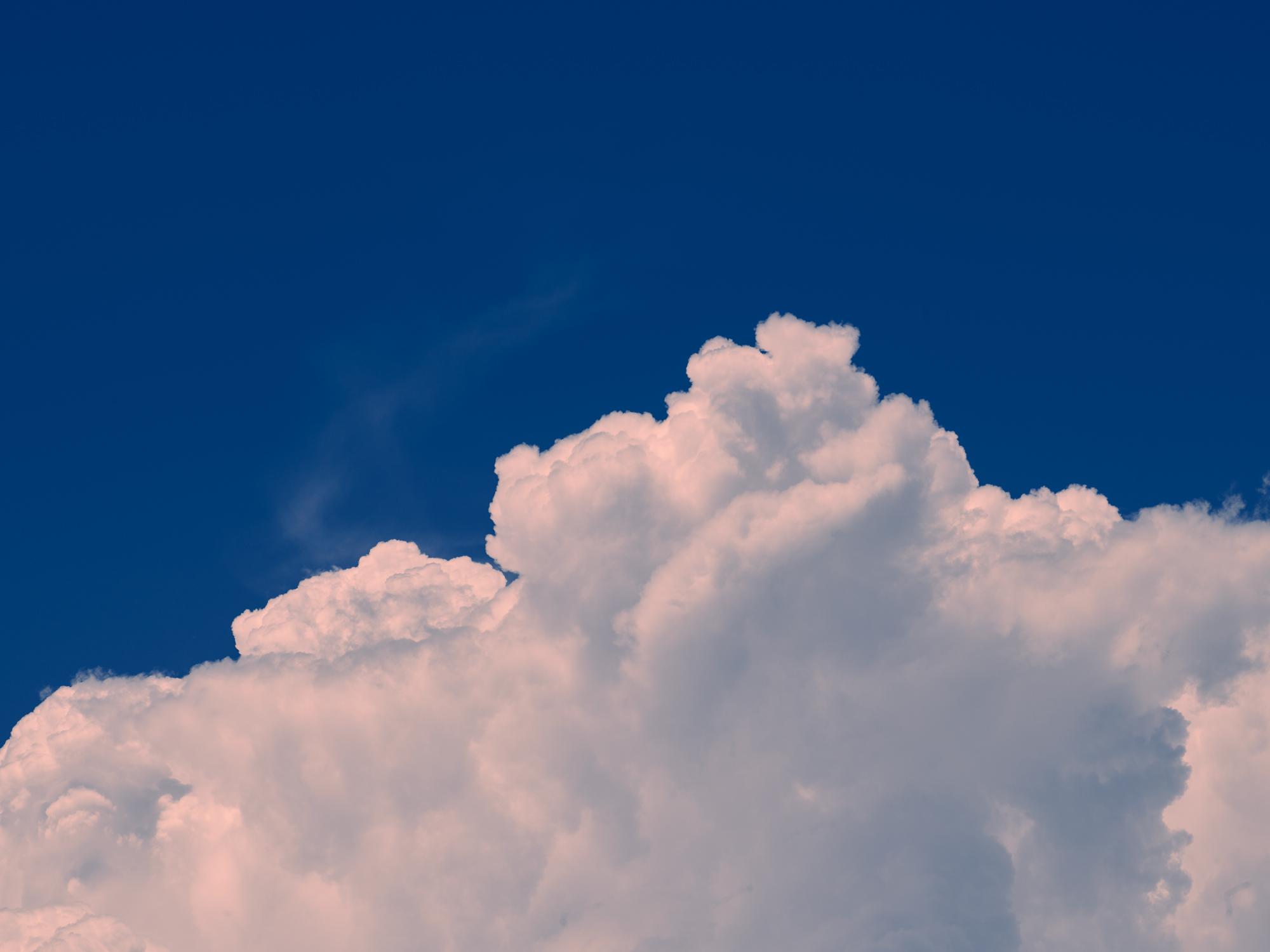 Clouds Bolivia
